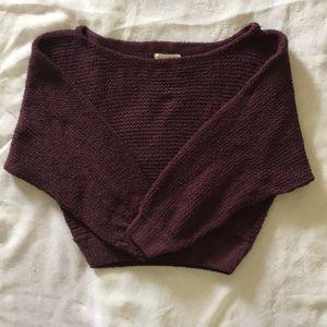 LA Hearts soft sweater